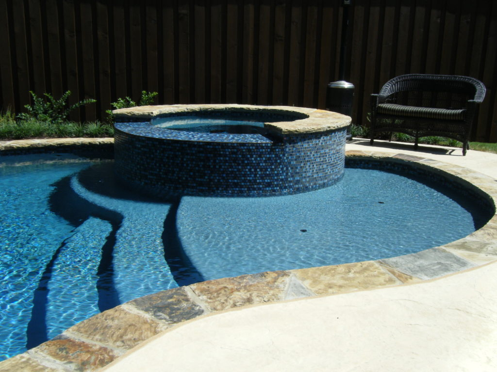 diy pool build
