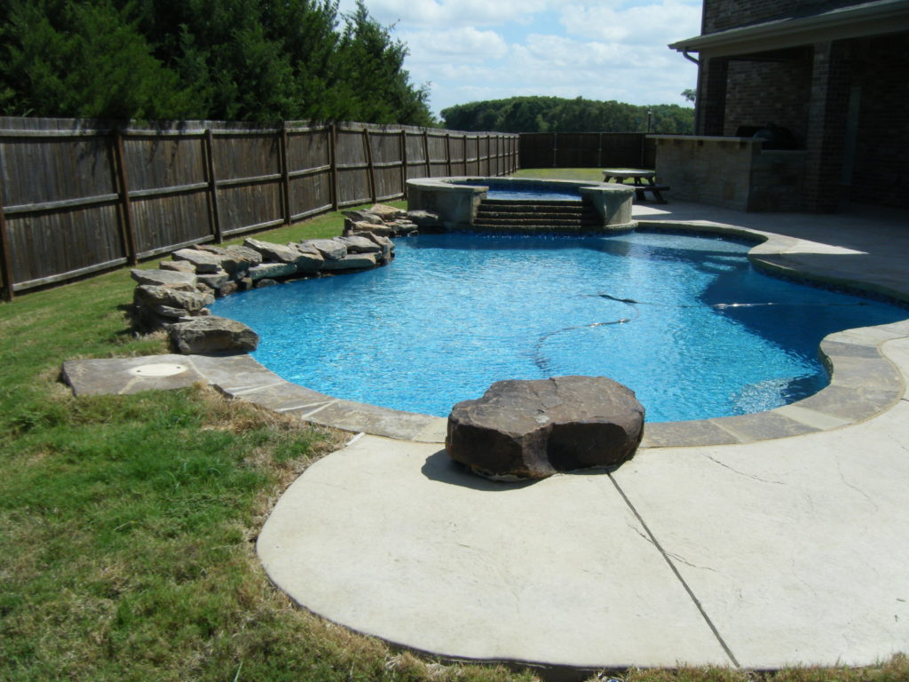 build your own pool Plano
