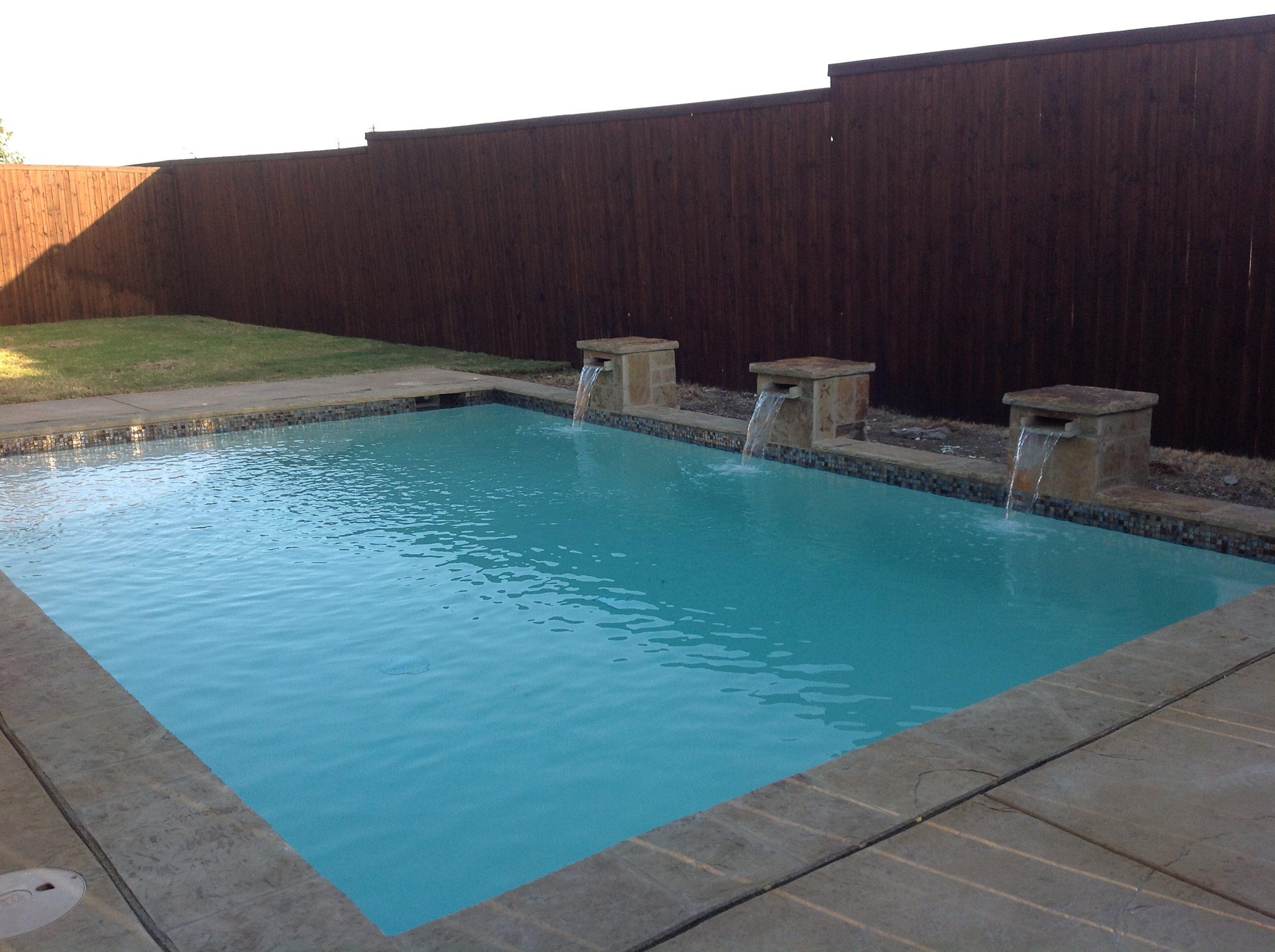Tear out pool Frisco