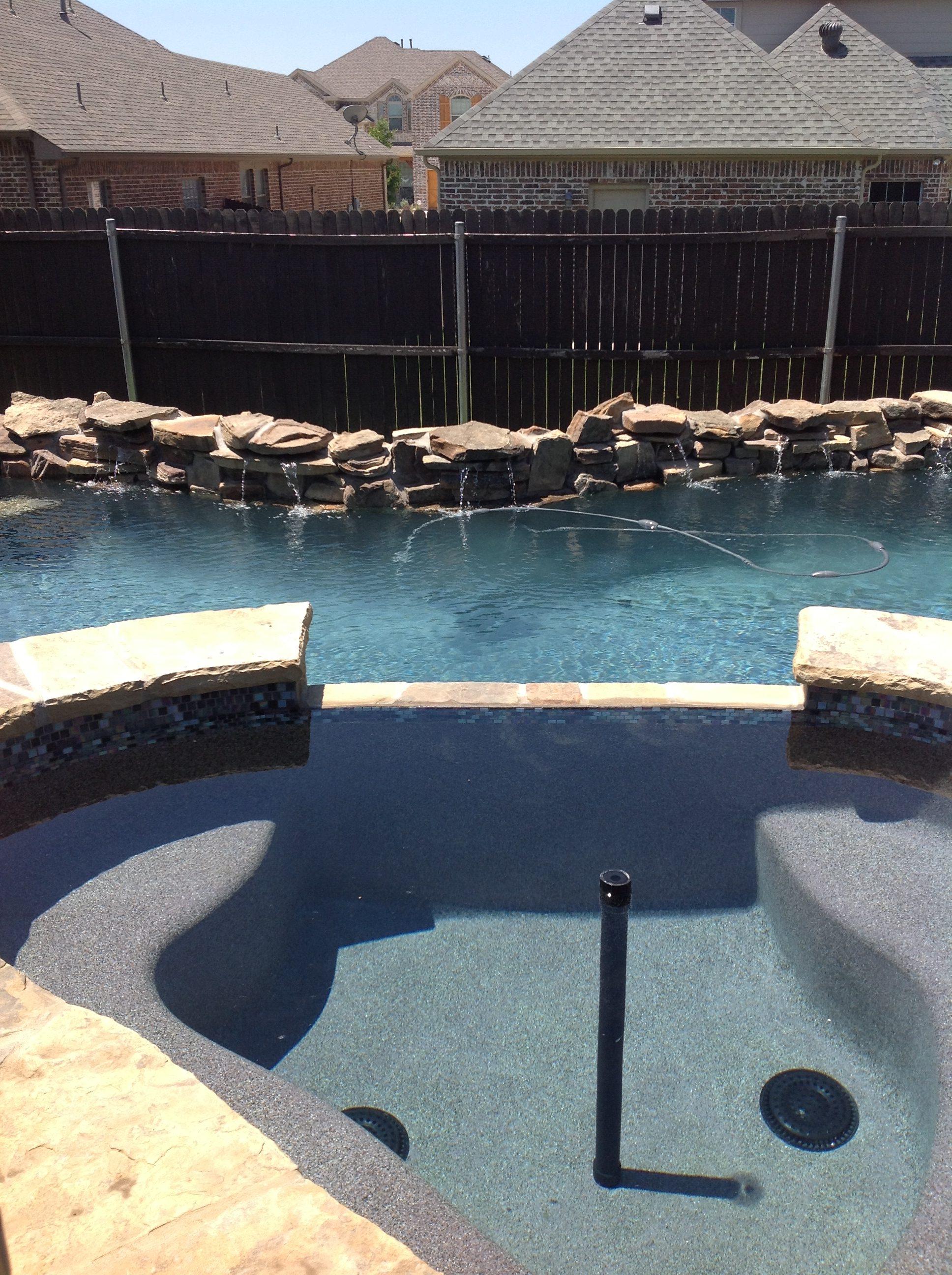 Pool removal Plano
